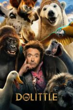 Nonton Film Dolittle (2020) Ganool Lk21 Indoxx1 Subtitle Indonesia Streaming Download